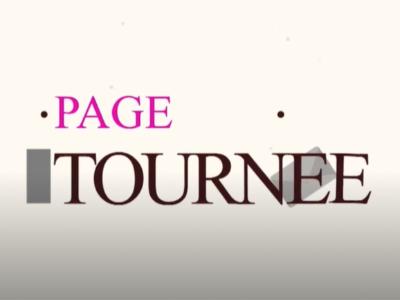 Page tournée